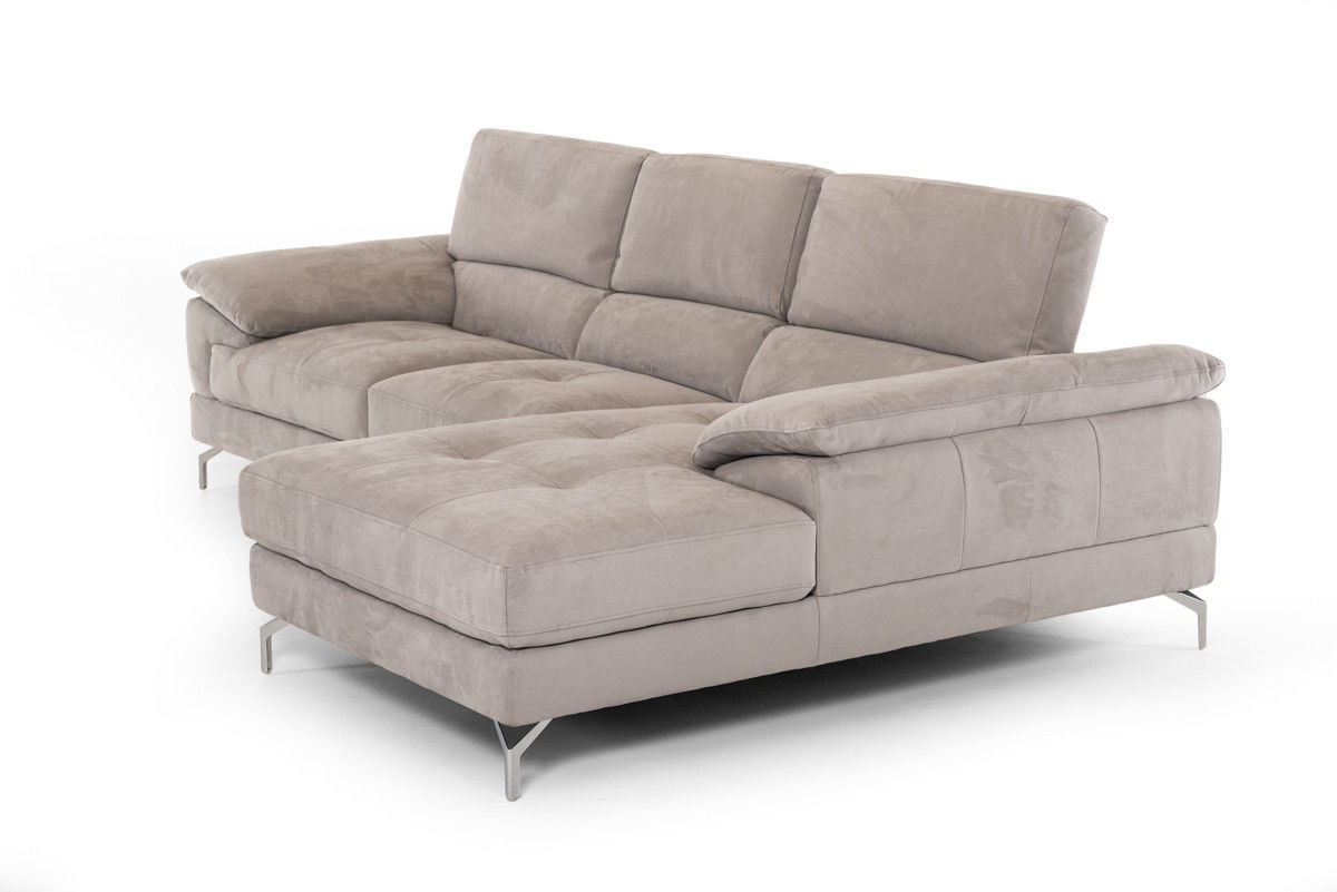 stylish grey fabric sectional sofa gallery-Superb Grey Fabric Sectional sofa Concept