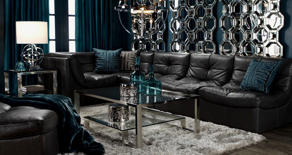 stylish milan leather sofa design-Contemporary Milan Leather sofa Layout