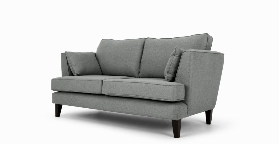 stylish small 2 seater sofa portrait-Modern Small 2 Seater sofa Photograph