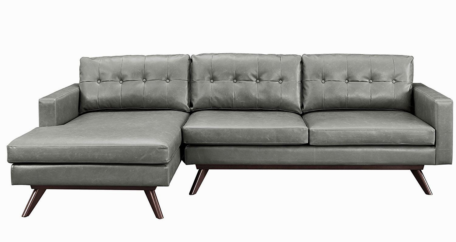 stylish tufted leather sofa set image-Excellent Tufted Leather sofa Set Wallpaper