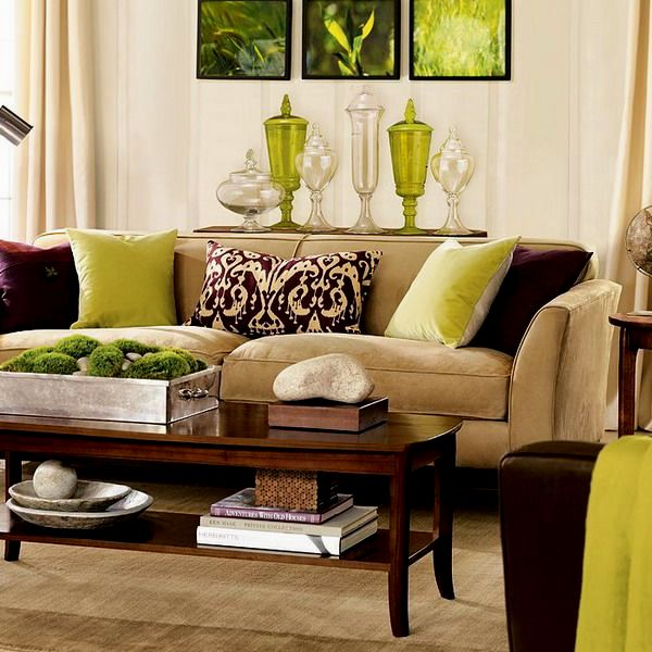 superb accent pillows for brown sofa online-Lovely Accent Pillows for Brown sofa Concept