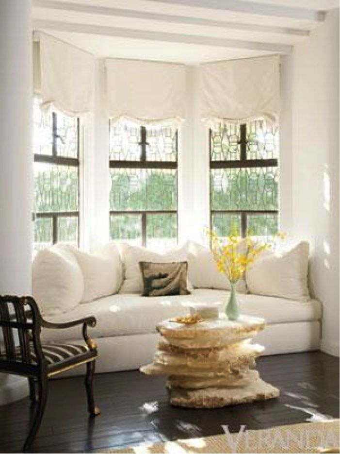 superb bay window sofa décor-Contemporary Bay Window sofa Decoration