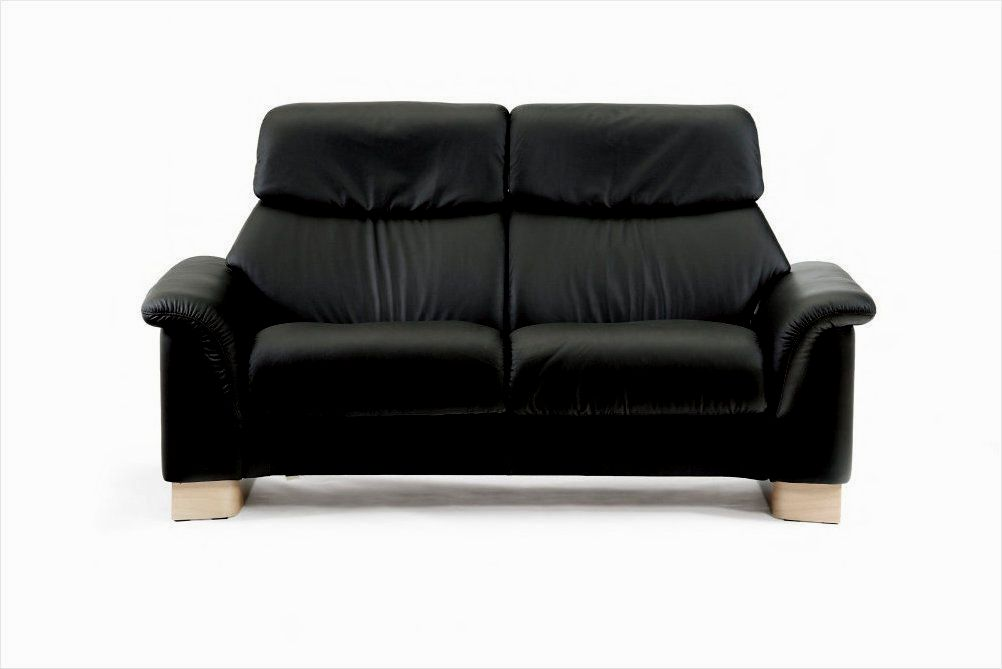 superb black faux leather sofa image-Finest Black Faux Leather sofa Picture