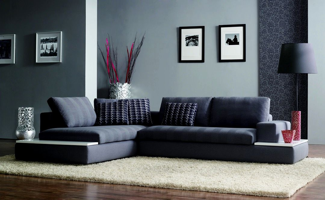 superb black sectional sofa for cheap layout-Elegant Black Sectional sofa for Cheap Plan
