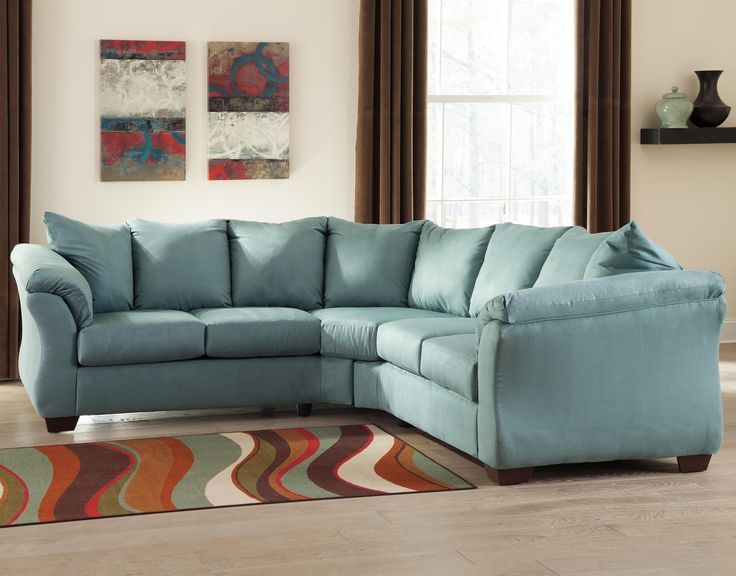 superb blue sofa sectional portrait-Cool Blue sofa Sectional Image