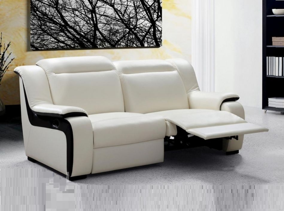 superb leather sectional sofa with recliner gallery-Cool Leather Sectional sofa with Recliner Design