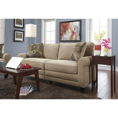 superb serta sofa and loveseat collection-Contemporary Serta sofa and Loveseat Picture