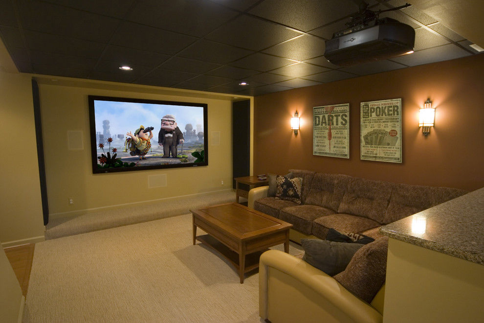 terrific home theater sofa gallery-Stylish Home theater sofa Design