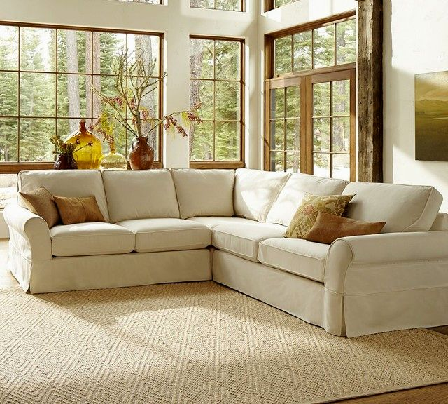 terrific sectional slipcover sofa décor-Beautiful Sectional Slipcover sofa Plan