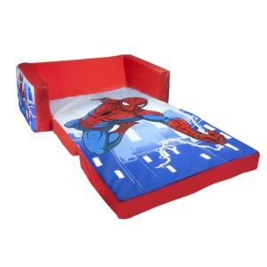 Toddler sofa Bed Amazing Spiderman Flip sofa Bed Image