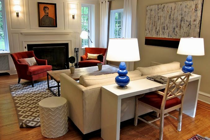 top behind the sofa table layout-Best Behind the sofa Table Plan