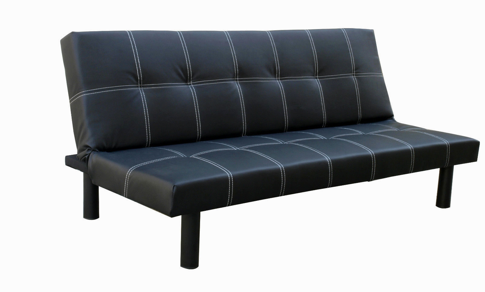 top black faux leather sofa gallery-Finest Black Faux Leather sofa Picture