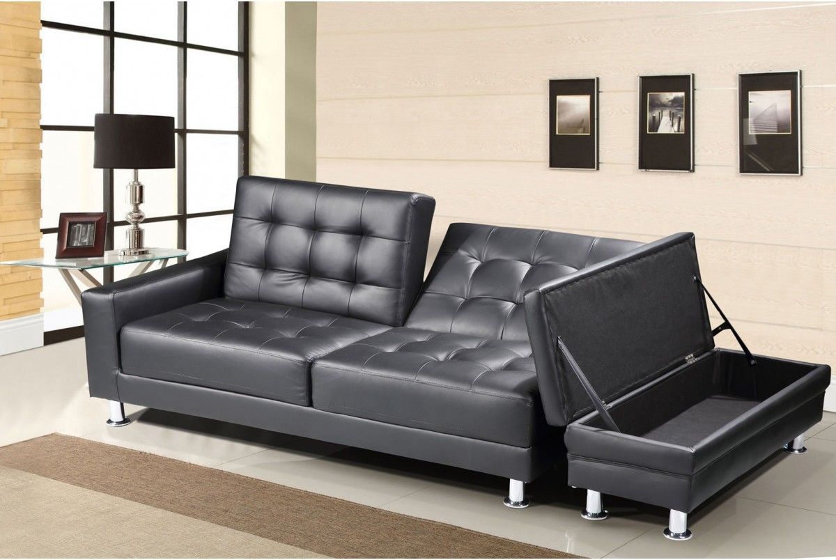 top click clack sofa bed with storage online-Elegant Click Clack sofa Bed with Storage Plan