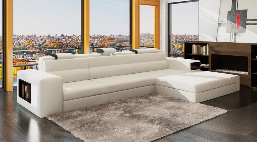 top contemporary sectional sofa design-Modern Contemporary Sectional sofa Layout
