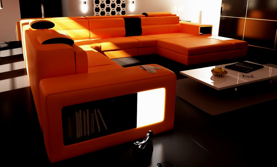 top italian sectional sofa gallery-Cute Italian Sectional sofa Inspiration
