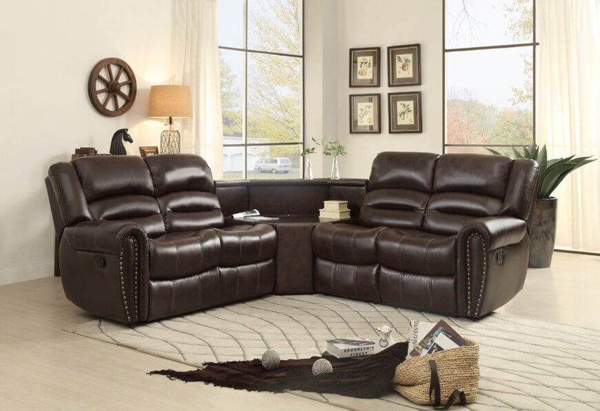 top sectional recliner sofas décor-Lovely Sectional Recliner sofas Architecture