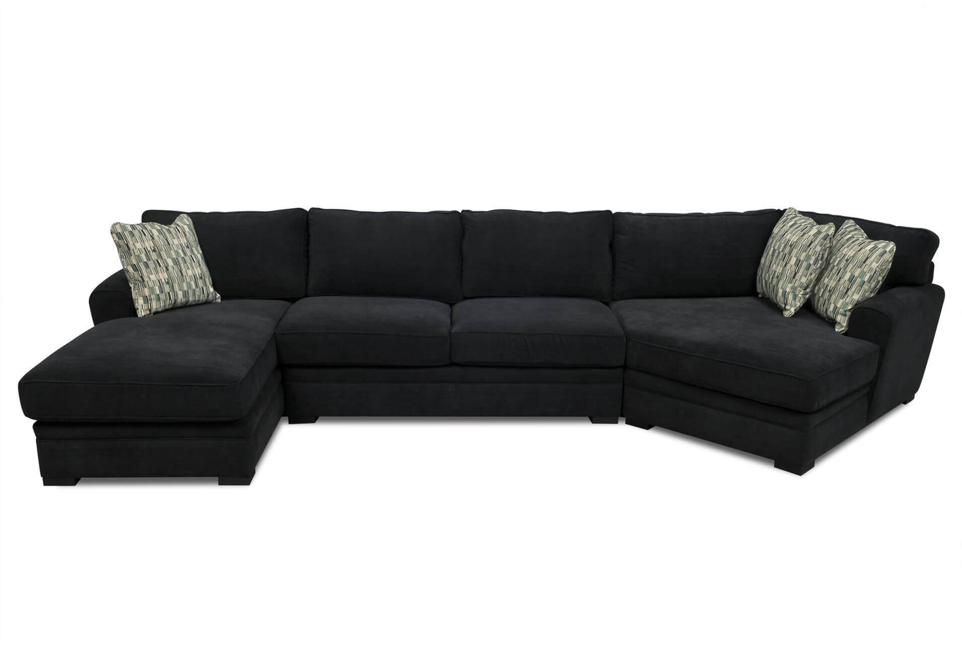 top traditional sectional sofas design-Modern Traditional Sectional sofas Image