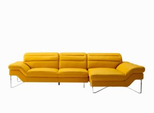 top yellow leather sofa collection-Top Yellow Leather sofa Design