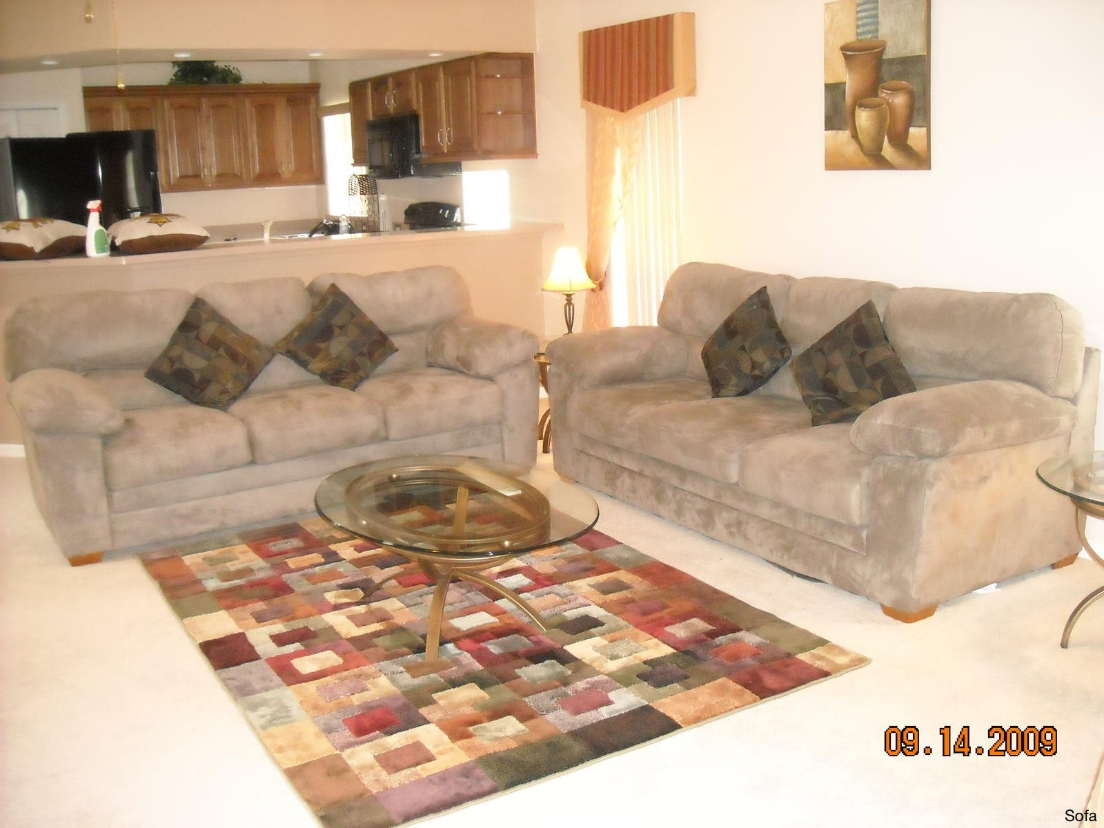 Amazing used sofa set for sale photograph