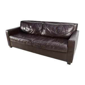 West Elm Leather sofa Finest Off West Elm West Elm Henry Leather sofa sofas Picture