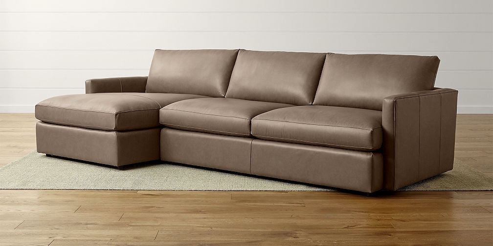 wonderful crate and barrel leather sofa photograph-Stunning Crate and Barrel Leather sofa Picture