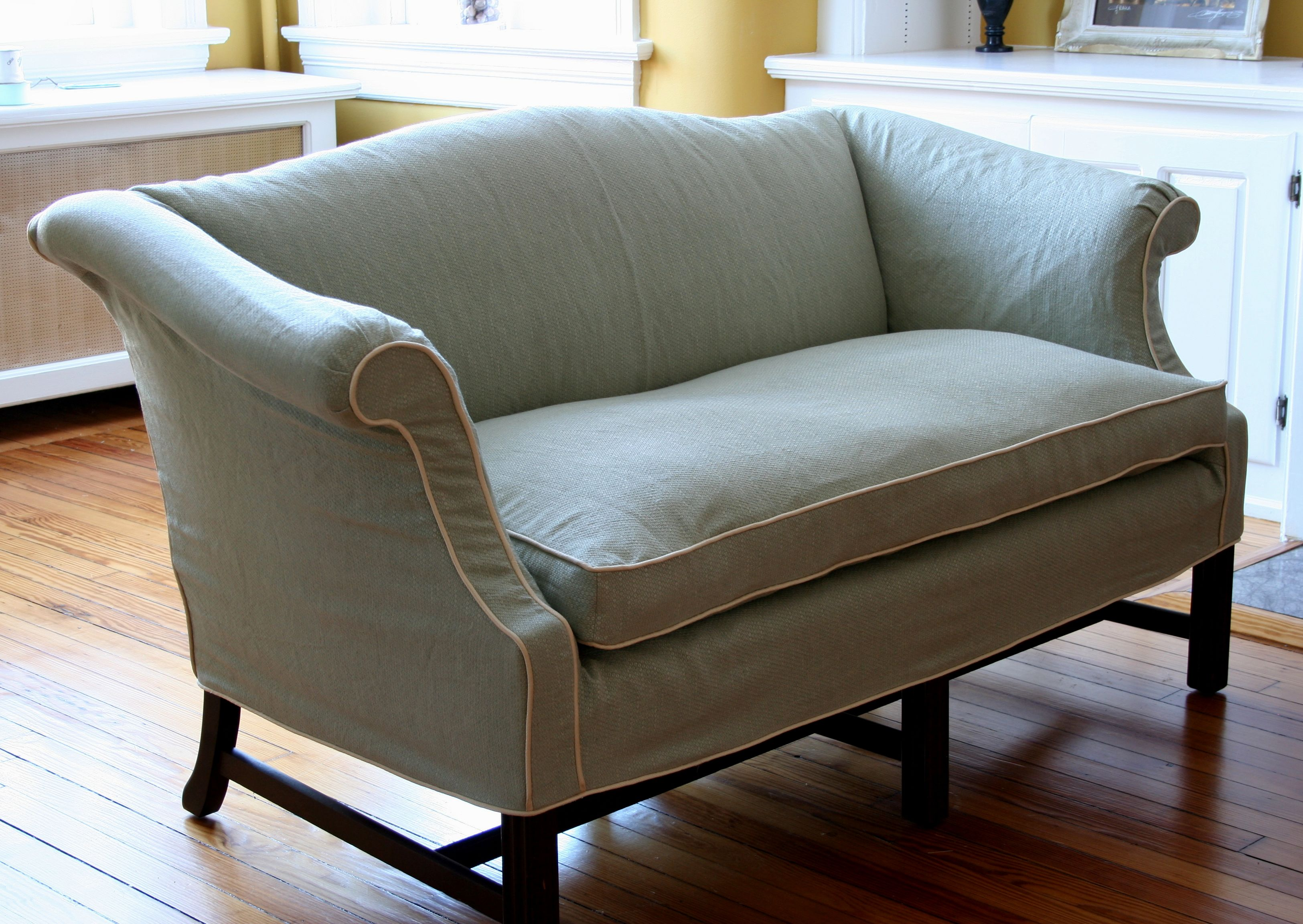 wonderful luxe sofa slipcover photo-Contemporary Luxe sofa Slipcover Model