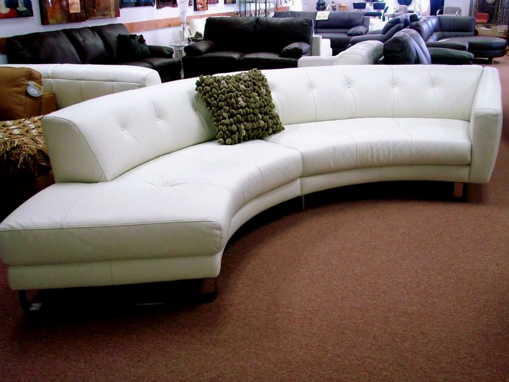 wonderful natuzzi leather sofas image-Modern Natuzzi Leather sofas Decoration