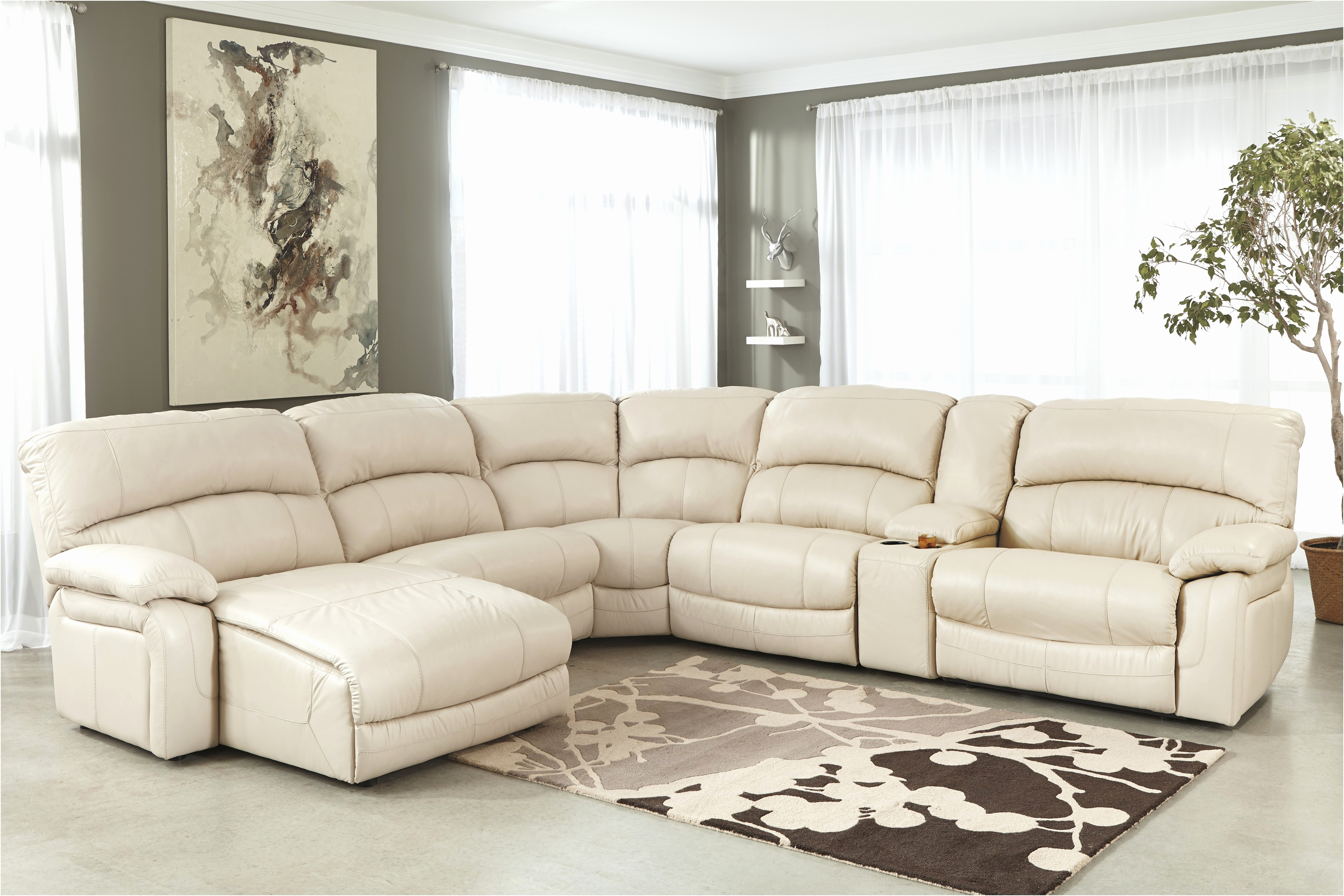 Beautiful Reclining Sectional sofas for Small Spaces ...