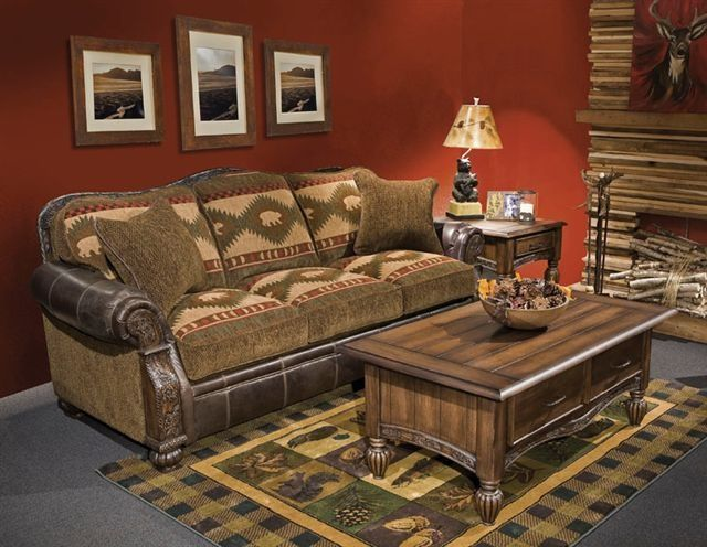 wonderful rustic sectional sofas model-Amazing Rustic Sectional sofas Picture