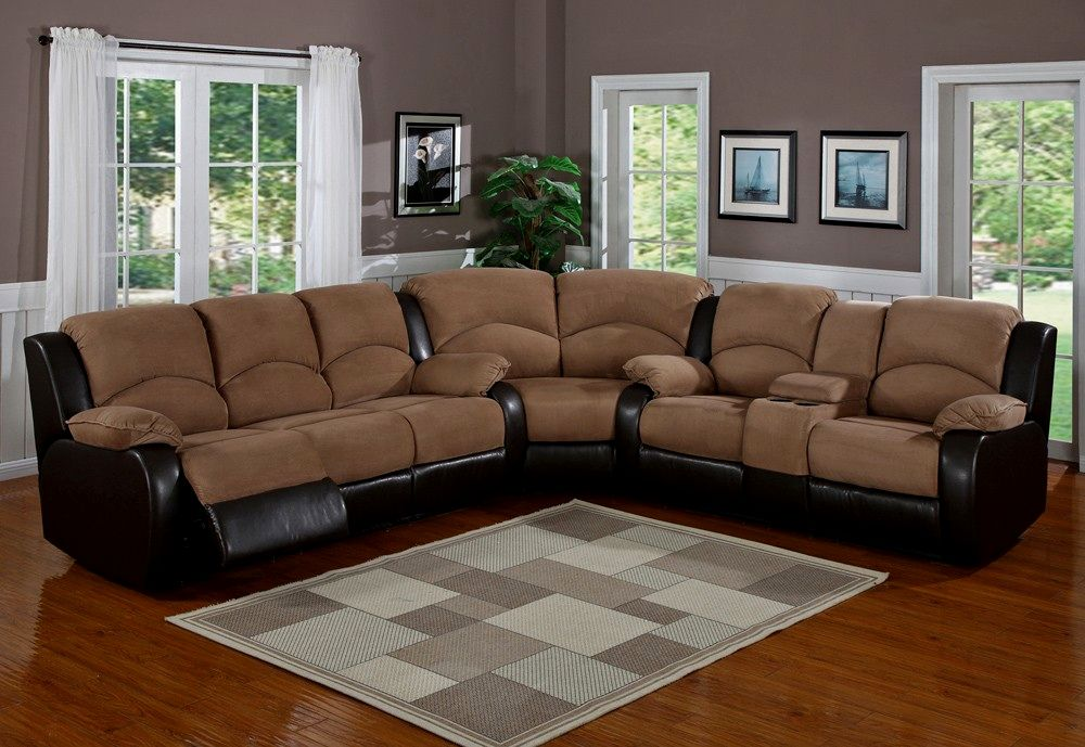 wonderful sectional reclining sofa décor-Cool Sectional Reclining sofa Construction