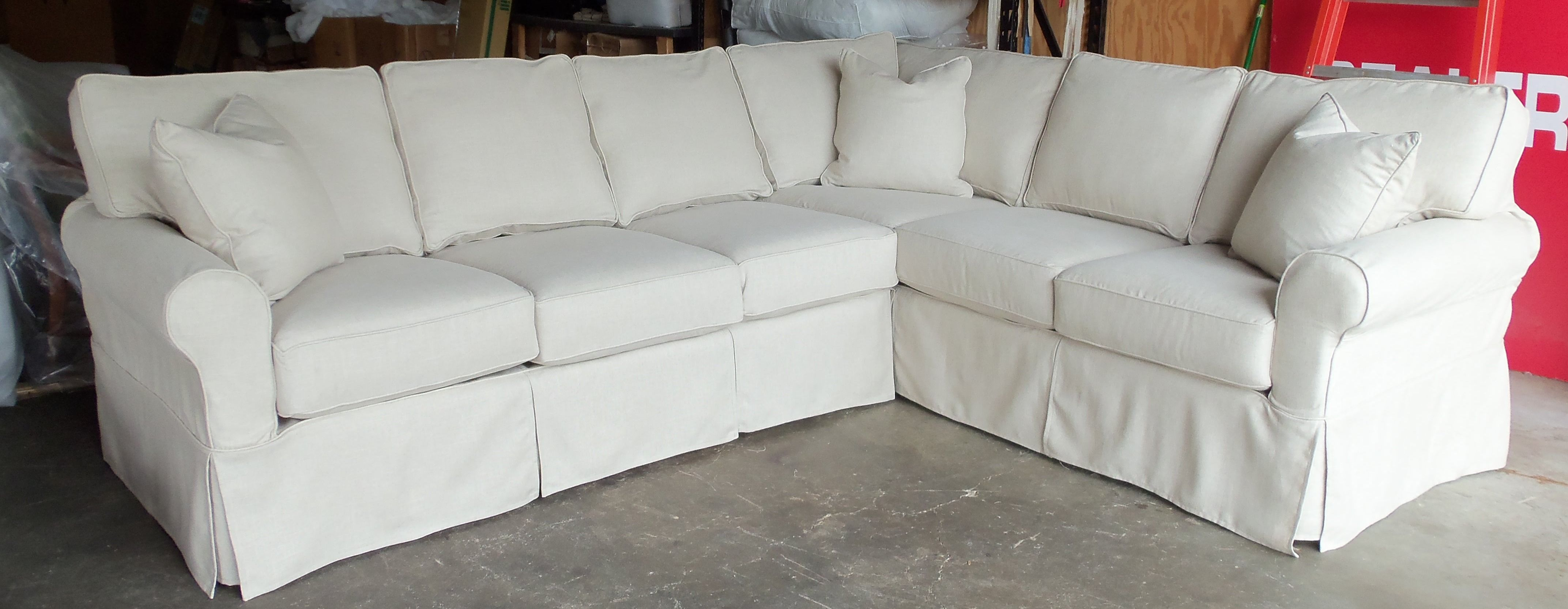wonderful slip cover sofa ideas-Latest Slip Cover sofa Collection