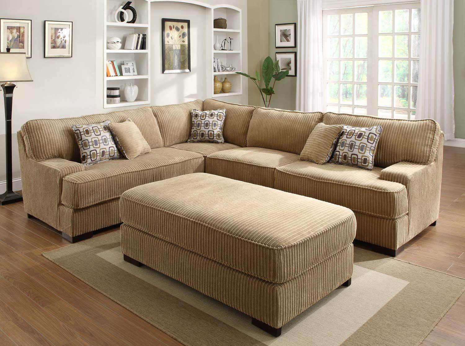 beautiful brown sectional sofas photo-Modern Brown Sectional sofas Wallpaper