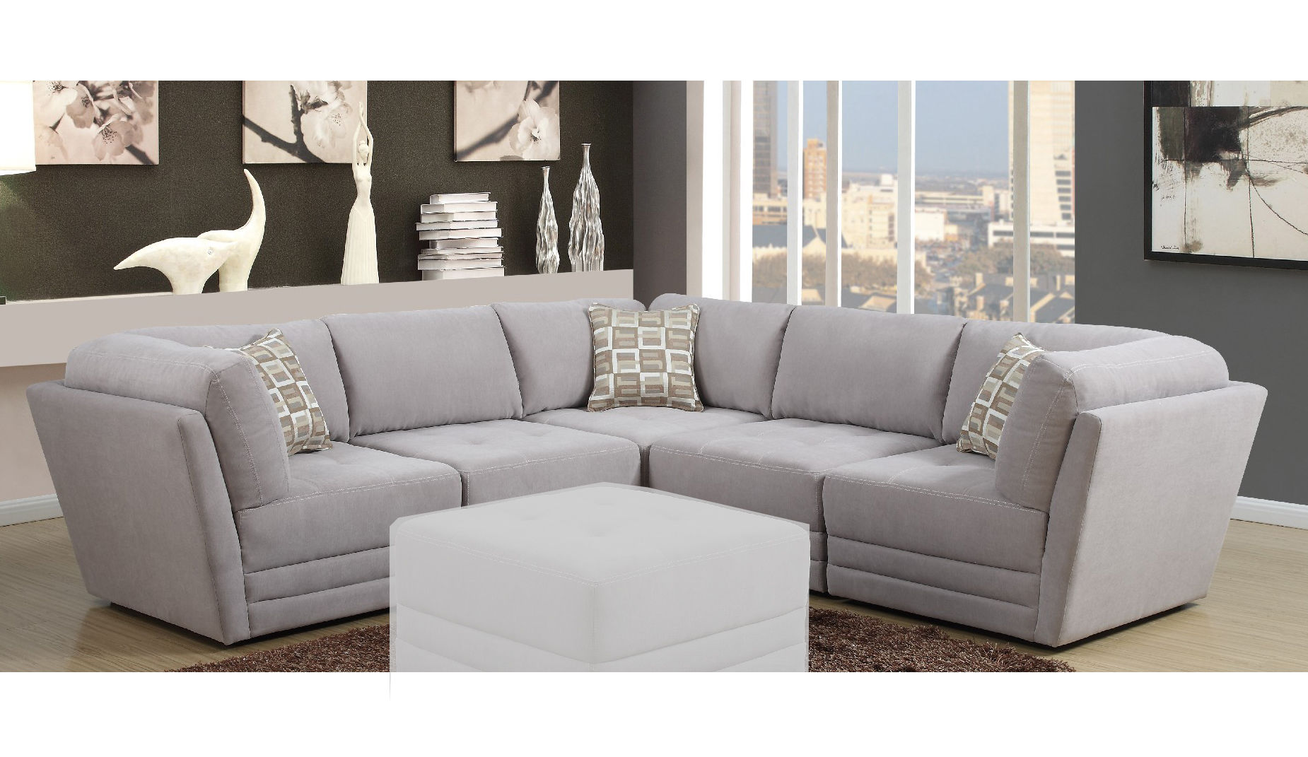 beautiful modern recliner sofa pattern-Wonderful Modern Recliner sofa Picture