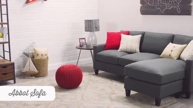 cute world market abbott sofa photo-Excellent World Market Abbott sofa Online