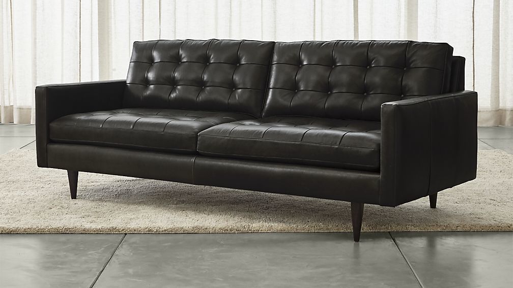 elegant hamilton leather sofa photo-Unique Hamilton Leather sofa Photograph
