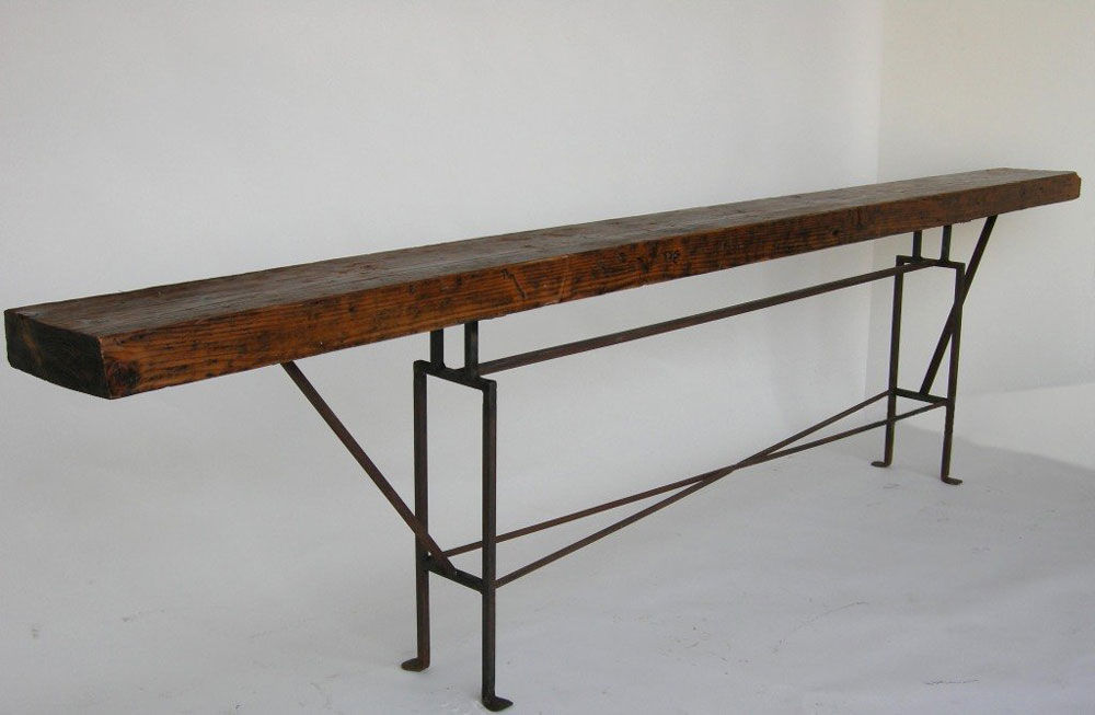fancy reclaimed wood sofa table photo-Wonderful Reclaimed Wood sofa Table Architecture