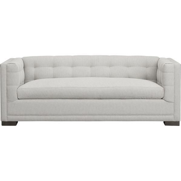 lovely crate and barrel apartment sofa portrait-Contemporary Crate and Barrel Apartment sofa Décor