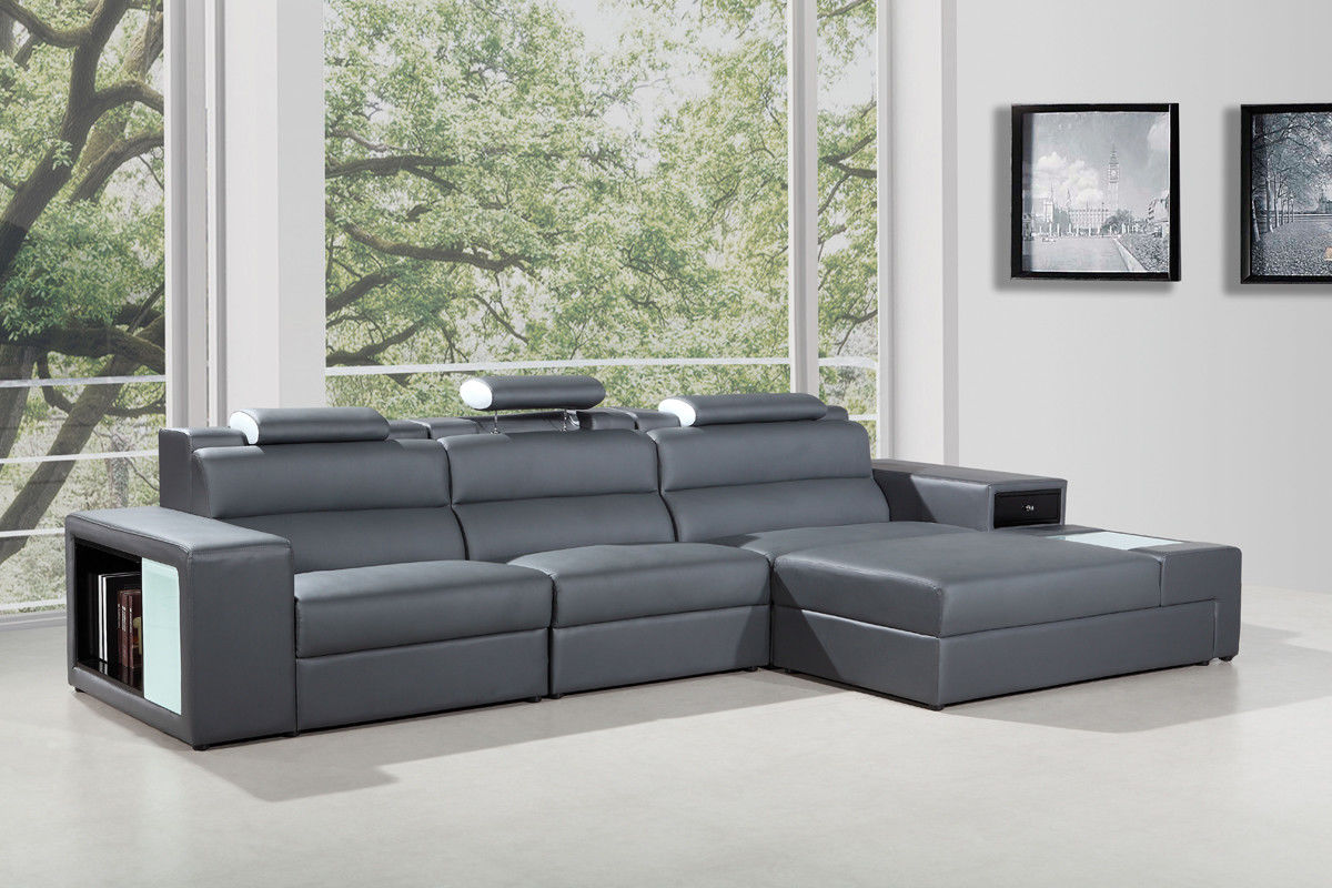 modern sectional sofas leather gallery-Contemporary Sectional sofas Leather Gallery