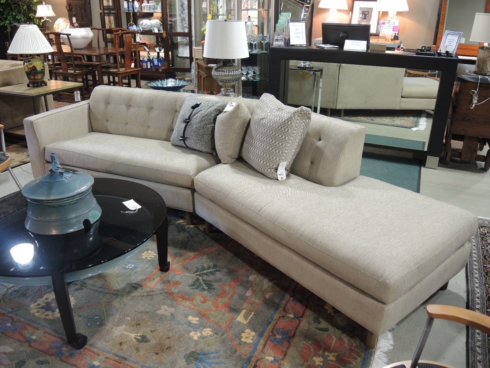 wonderful klaussner sectional sofa collection-Luxury Klaussner Sectional sofa Décor