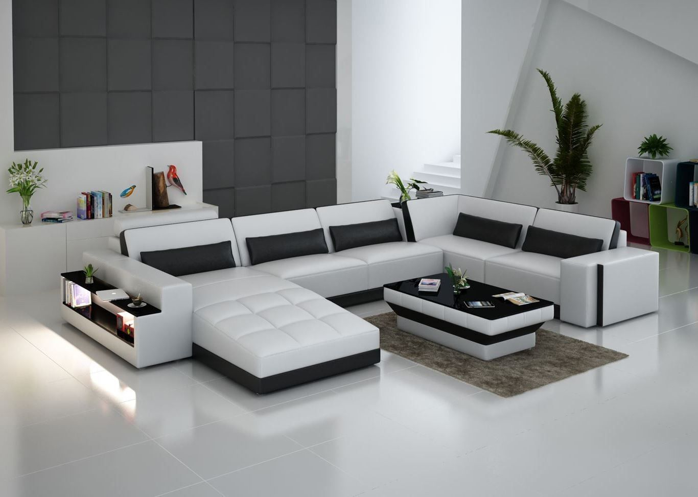 wonderful traditional sectional sofas decoration-Modern Traditional Sectional sofas Image