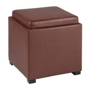 Best Leather Ottoman