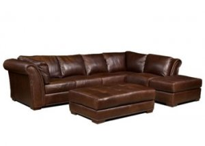 Leather Sofa Sectional