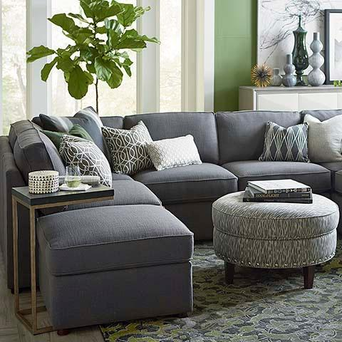 Another Picture Of U Shaped Sectional