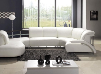 Leather Sleeper Sofa Modern Sofa Design Ideas Modern